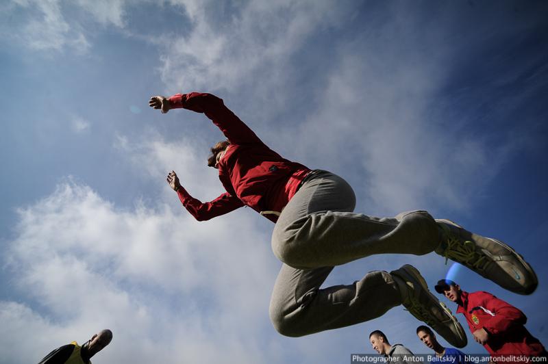 I Московский фестиваль Всероссийского физкультурно-спортивного комплекса «Готов к труду и обороне»