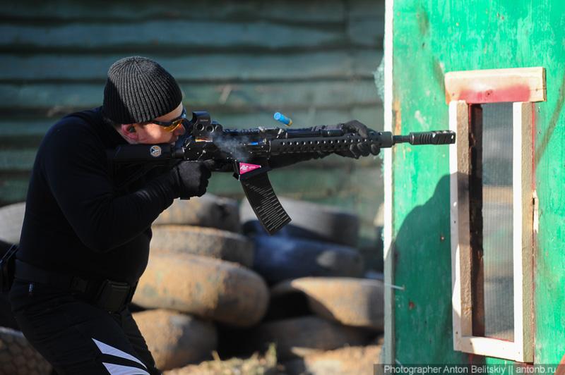 Кубок Московской области по практической стрельбе из ружья
