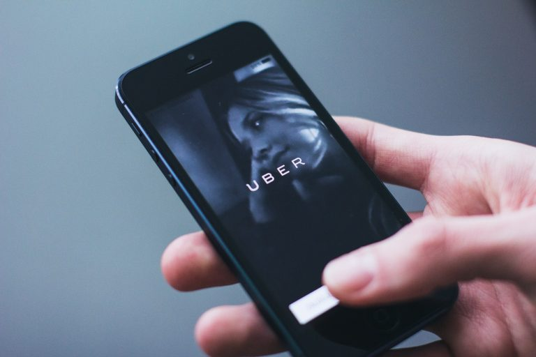 Uber-такси