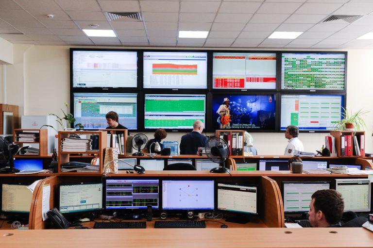 Центр мониторинга и координации МГТС