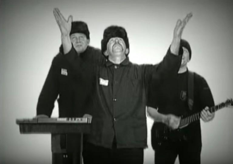 Группа «Бутырка» выступила на детском утреннике