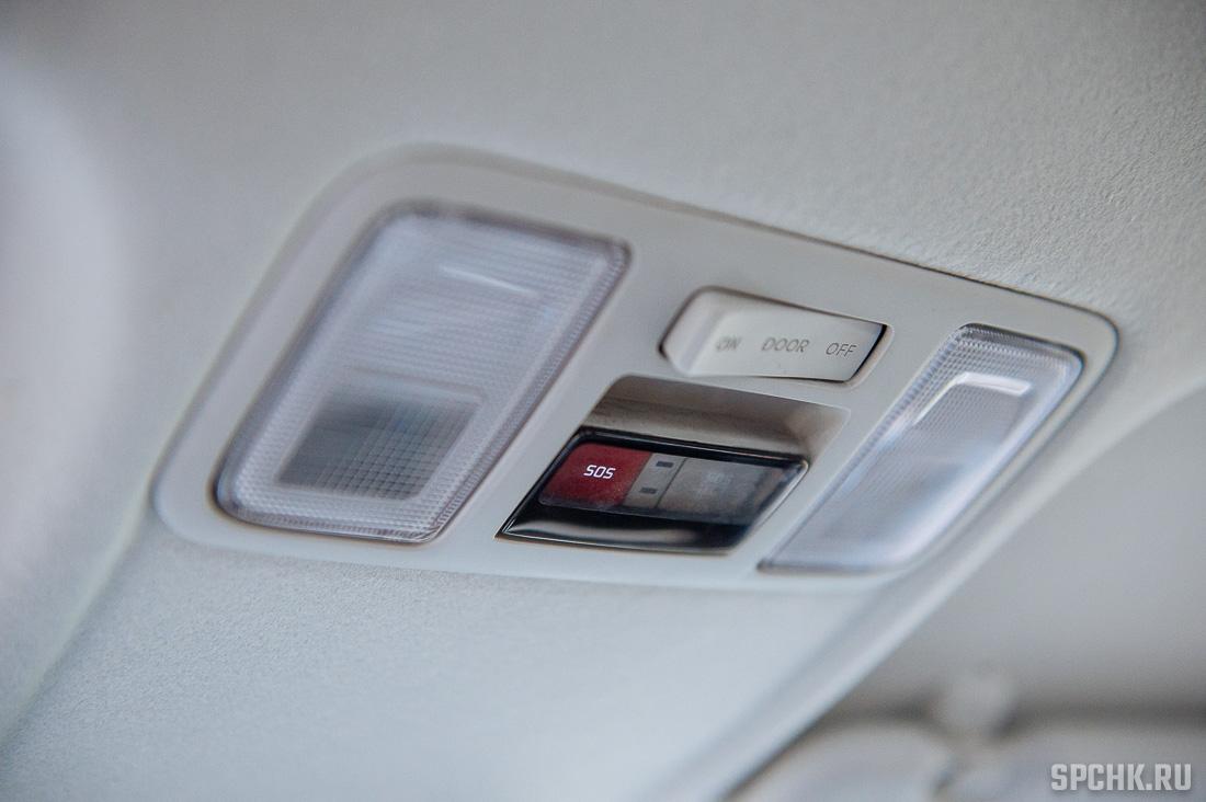 Зачем нужна кнопка «SOS» в машинах каршеринга