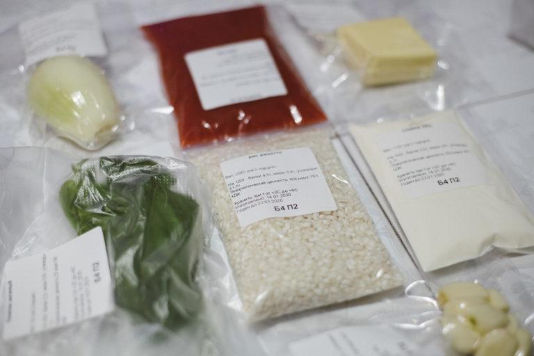 Скатерть-Самобранка. Обзор сервиса по доставке ингредиентов для готовки